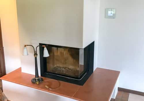 Renovieren Gashi Kamin Sanierung