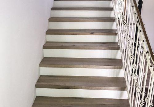 Renovieren Gashi Treppen Sanierung